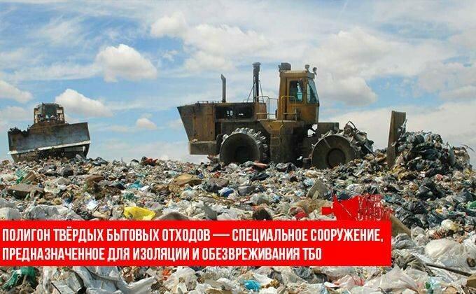 Гос реестр объектов размещения отходов - ГРОРО