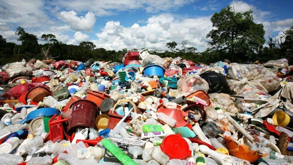 Природа против мусора!