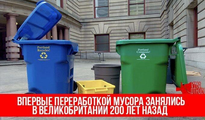 Проблема мусора в России и мире как ее решить переработка Бытовая сортировка мусора необходима