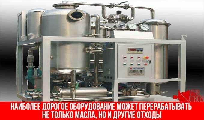 Оборудование для переработки отходов TL - 100R