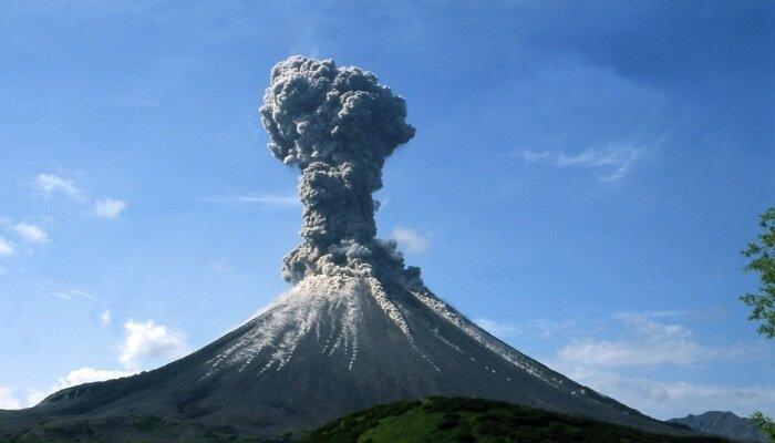 Вулканический выброс
